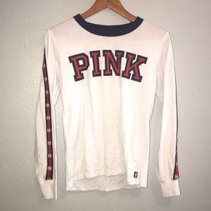 PINK Victoria's Secret Sweaters - Vs Crew